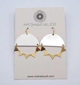 Vana Earrings by Mishakaudi