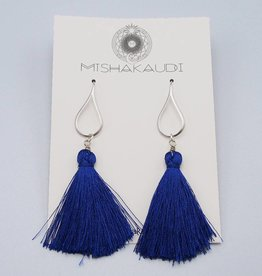 Oak Tassel Earring by Mishakaudi