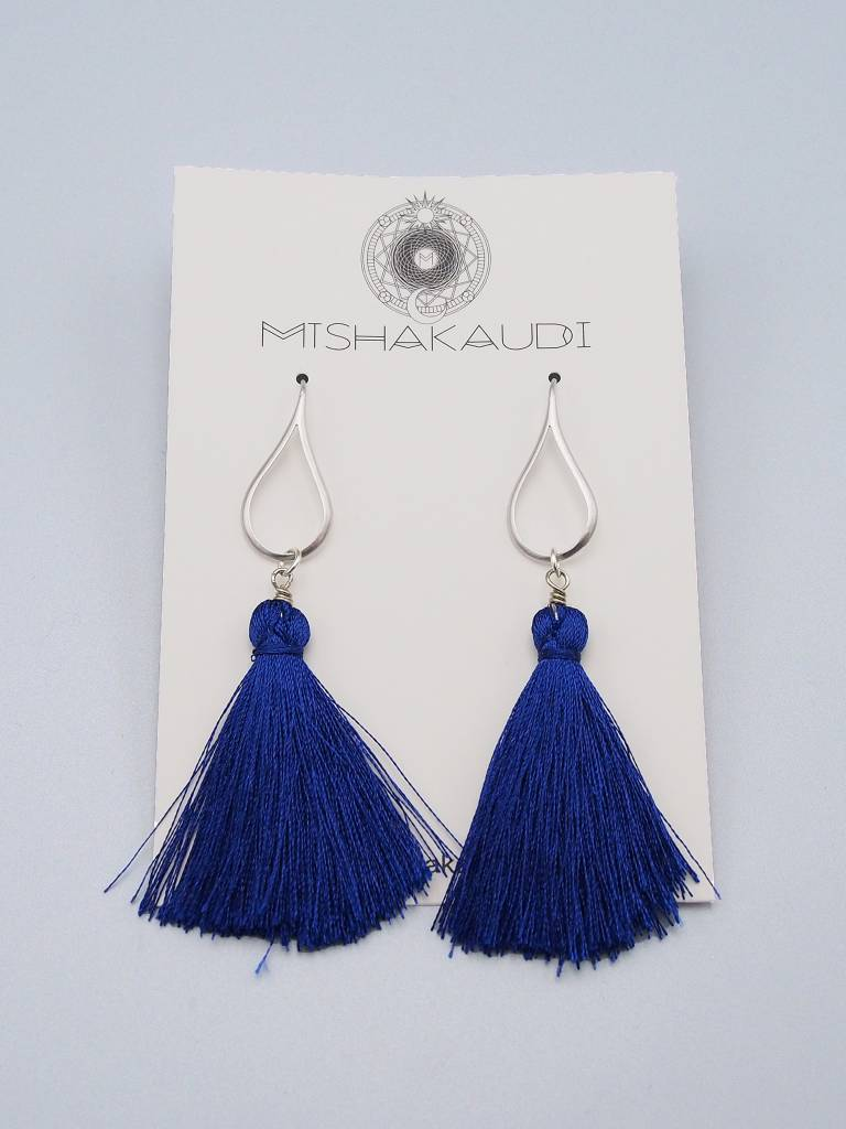 Oak Tassel Earring by Mishakaudi - The Herbivore Clothing Co ...
