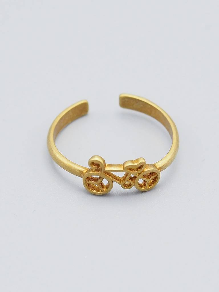 Bicycle Brass Ring