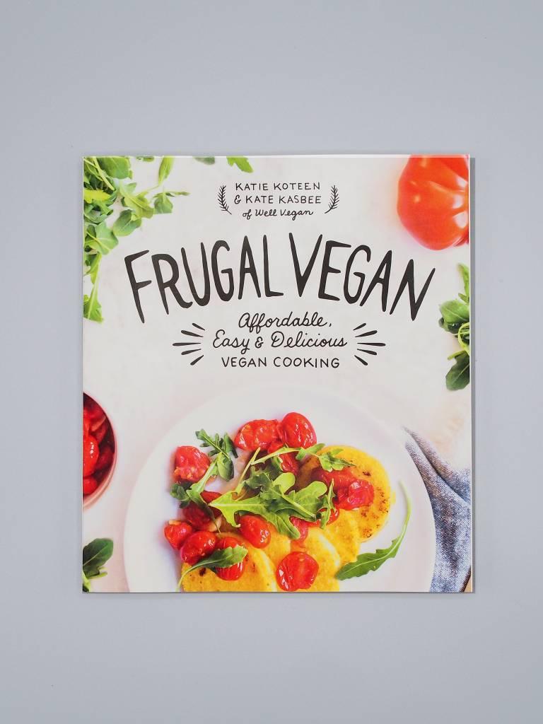 Frugal Vegan by Katie Koteen
