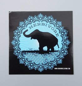 Good Luck Elephant Sticker