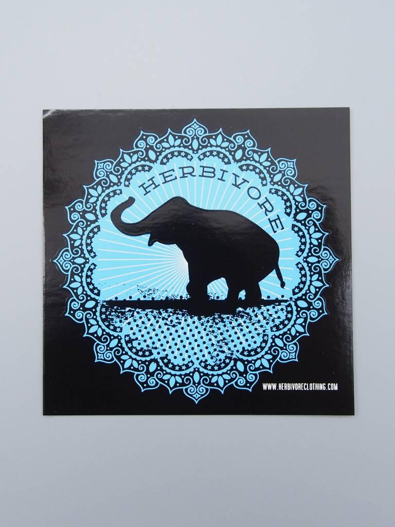 Good Luck Elephant Sticker