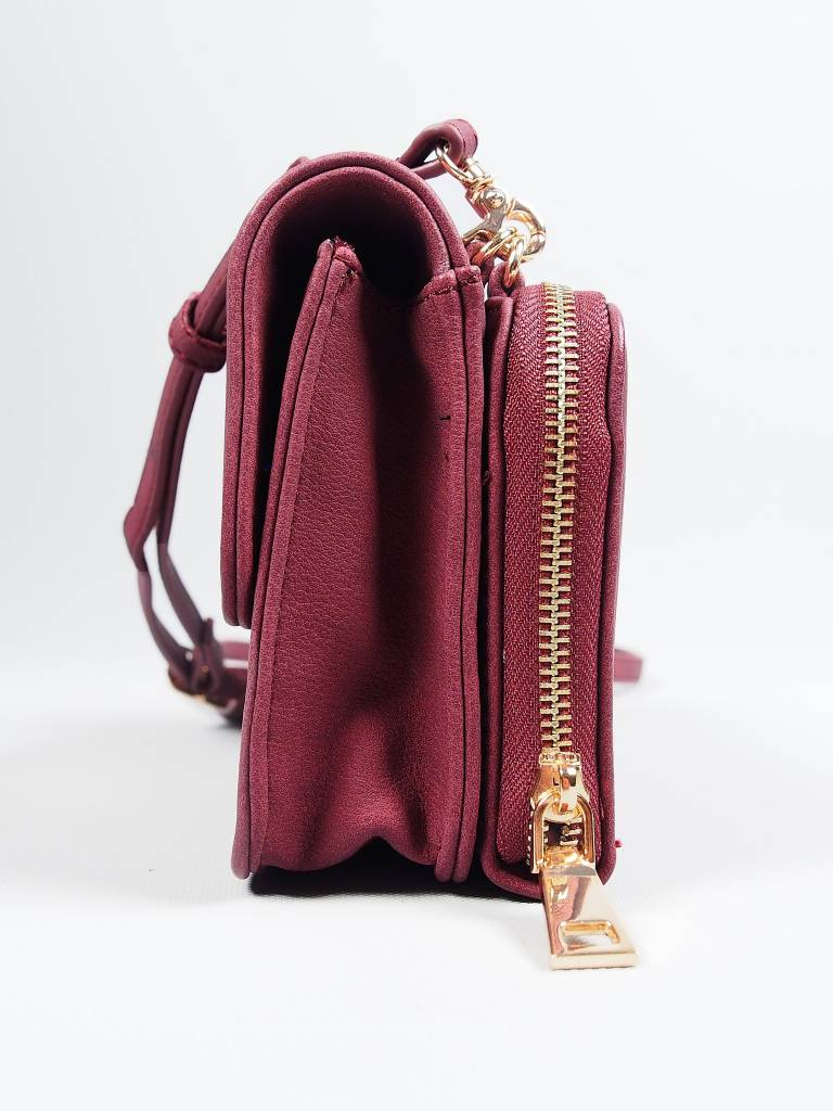 Urban Expressions Breaker Crossbody Bag