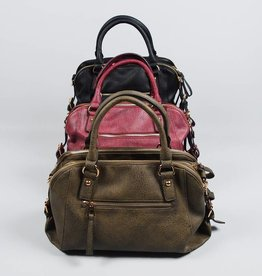 Urban Expressions Carson Satchel