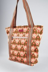 Bungalow 360 Striped Handle Tote