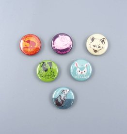 Animals Mini Magnet Pack