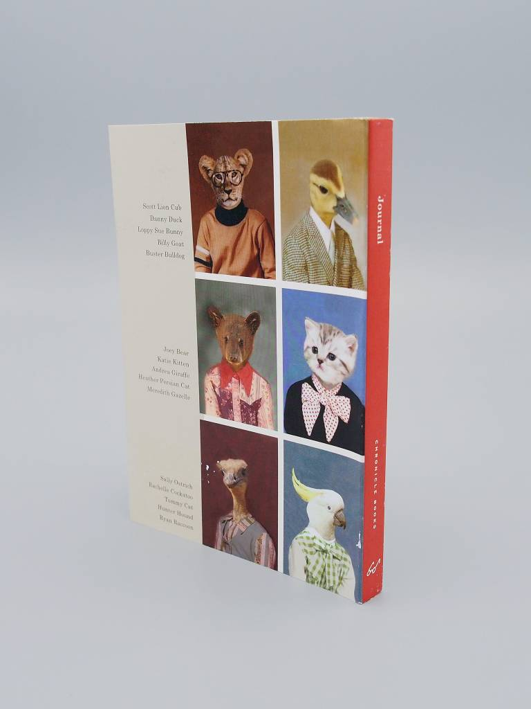 Animal Yearbook Photos Journal