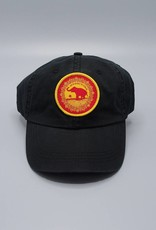 Good Luck Elephant Black Dad Hat