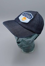 Vegan Future Denim Dad Hat