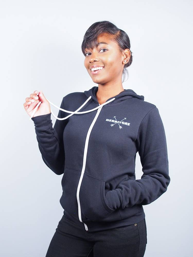 The World Used To Be Cooler Zip-Up Unisex Hoodie