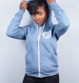 Herbivore Circle Zip-Up Hoodie