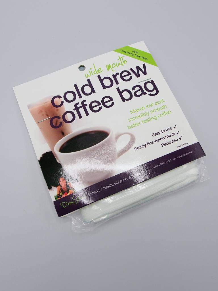 Diana Stobo's Nut Milk & Cold Brew Bag