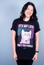 It's My Life Cat Unisex Tee