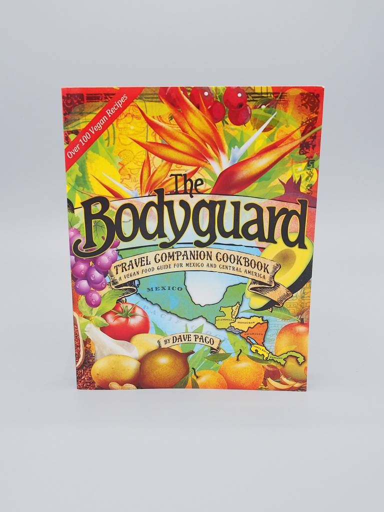 The Bodyguard Travel Companion Cookbook