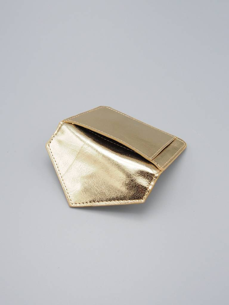 Urban Expressions Fifi Metallic Card Holder