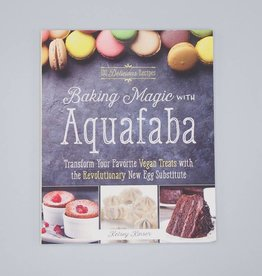 Baking Magic with Aquafaba by Kelsey Kinser