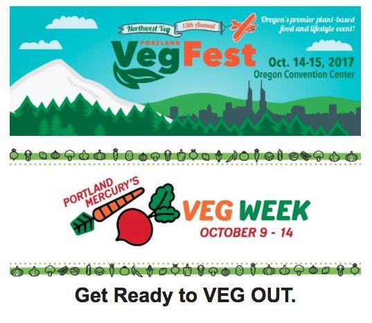 Veg Week, VegFest, Veg FUN!