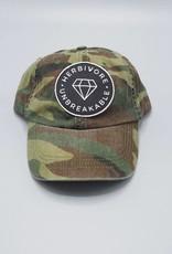 Unbreakable Camo Dad Hat