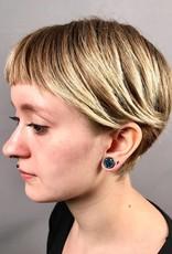 Mishakaudi Druzy Post Earrings