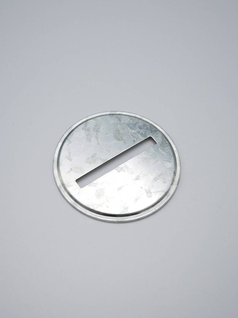 Coin Slot Metal Lid