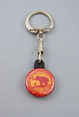 Good Luck Elephant Key Chain