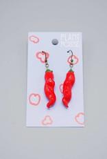 Plant Posse Chili Pepper Earrings