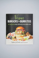 Vegan Burgers and Burritos by Sophia DeSantis