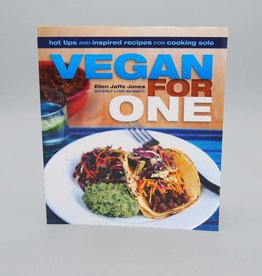 Vegan For One by Ellen Jaffe Jones