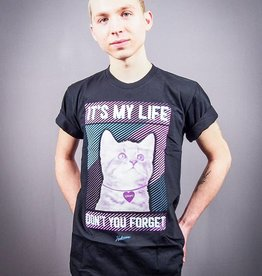 It's My Life Cat Unisex Tee