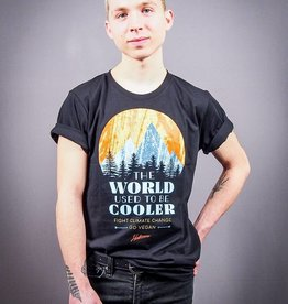 The World Used to Be Cooler Unisex Tee