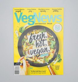 VegNews Magazine March/April 2018 - The Spring Issue