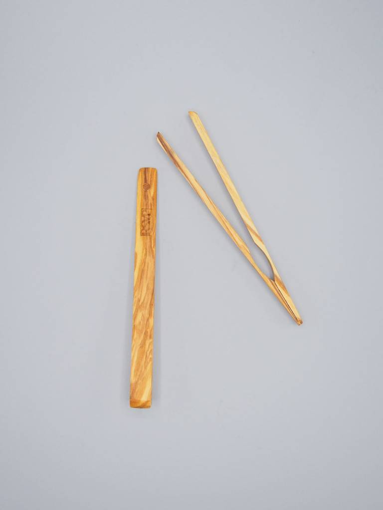 Bambu Toast Tongs