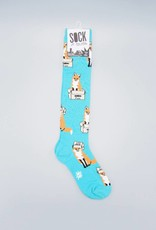 Foxes In Boxes Knee Sock from Sock It To Me