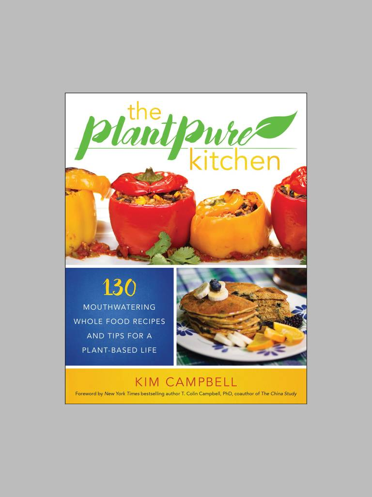 The Plant Pure Kitchen by Kim Campbell