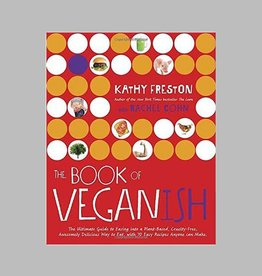 The Book of Veganish by Kathy Freston