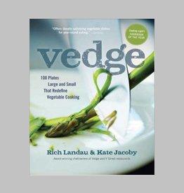 Vedge (Paperback) by Rich Landau & Kate Jacoby