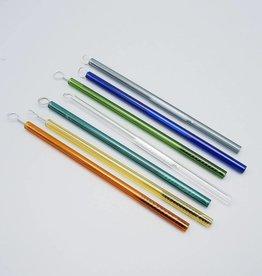 Simply Straws Straight Glass Straw