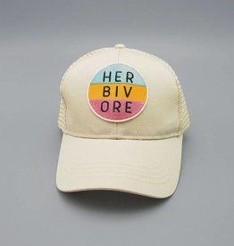 Herbivore Stripe Eco-Snapback Hat