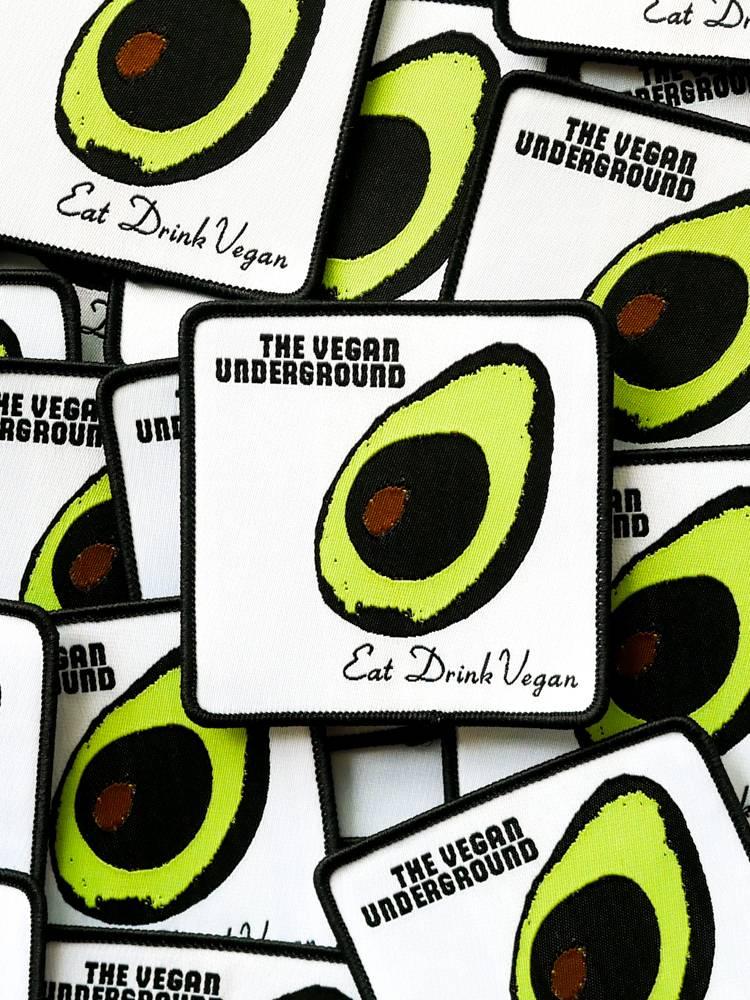 The Vegan Underground Patch