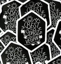 Best Coast Vegan Iron-on Patch