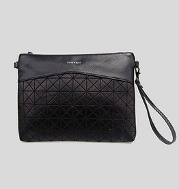Nicole Crossbody Bag by Pixie Mood Black