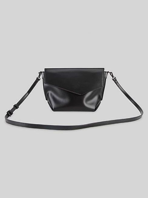 Lucy Crossbody Bag by Pixie Mood Black