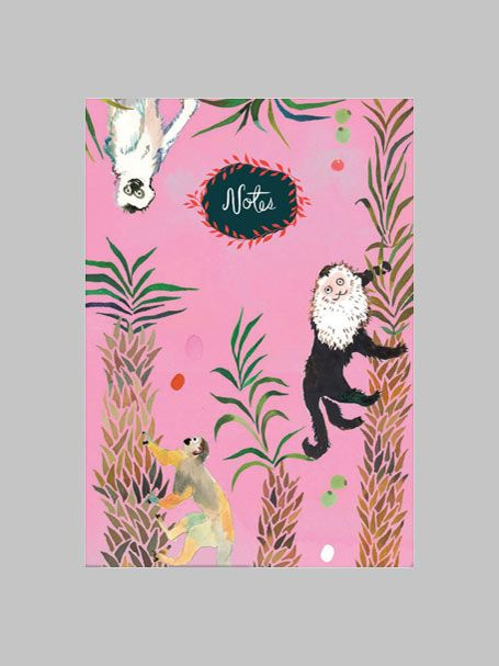 Wild Kingdom Notebook Collection - Happy Menocal