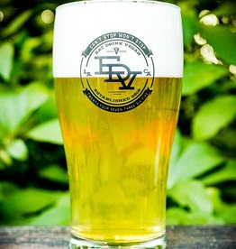 Eat Drink Vegan Pilsner Glass Set