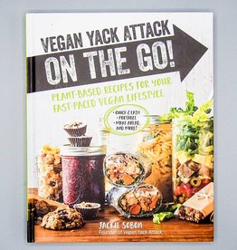 Vegan Yack Attack On The Go! by Jackie Sobon