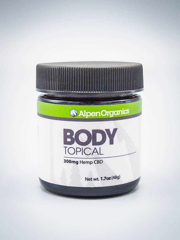 Alpen Organics Body (Topical) - 300mg