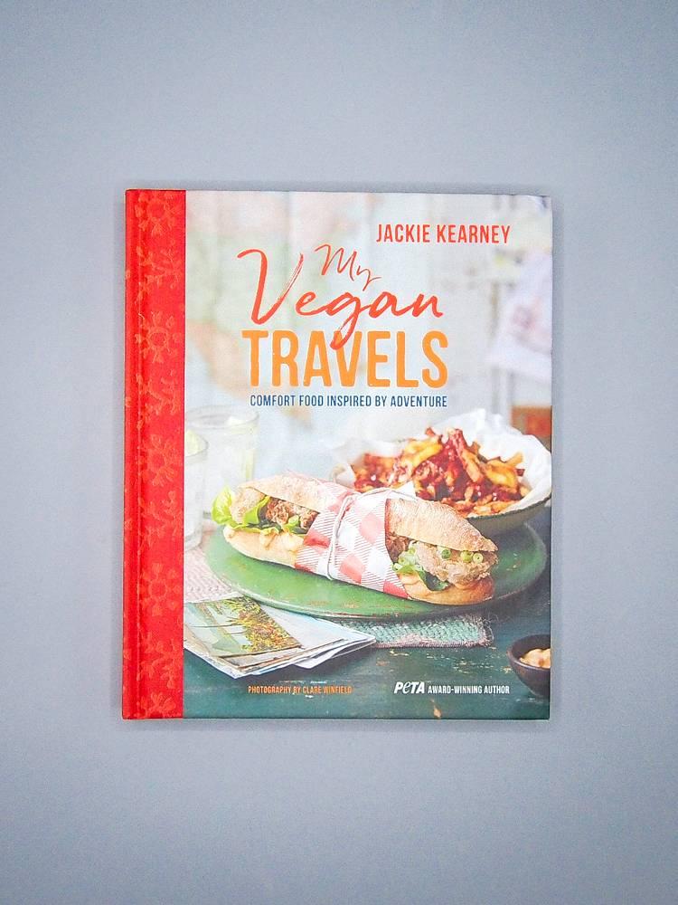 My Vegan Travels by Jackie Kearney