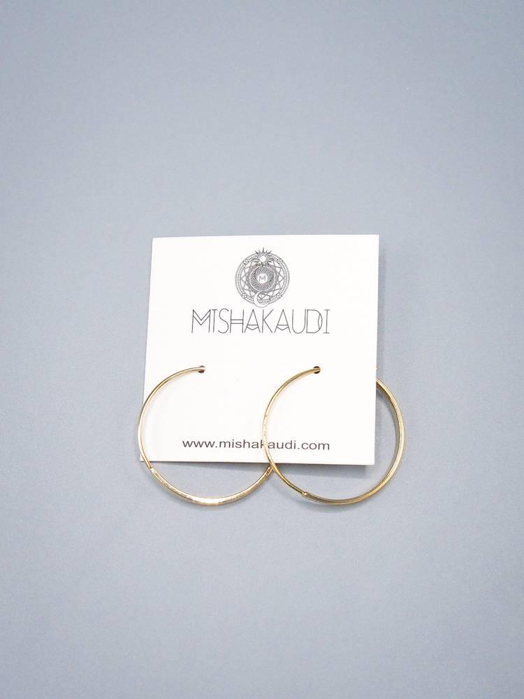 Koppi Hoop Earring by Mishakaudi