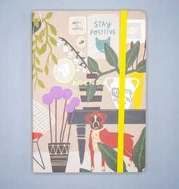 Inspired Life Undated Planner - Anne Bentley